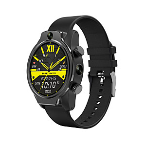 cheap Smartwatches-Presale Rollme S08 50M Waterproof Ceramic Bezel 8MP Dual Camera 4G GPS Glonass 3560mAh Battery Protection IP68 Smart Watch Phone