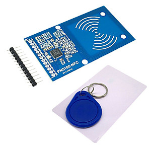cheap Motherboards-Pn5180 Nfc Rf Sensor Iso15693 Rfid Carte Ic Haute Frquence Icode2 Reader W G6G1