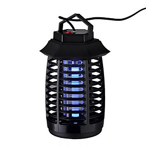cheap Health & Household Care-110V 220V Portable Electric LED Mosquito Insect Lamp Fly Bug Repellent Anti Mosquito UV Night Light EU US Plug