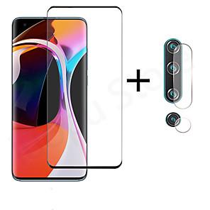 cheap iPad case-1PCS/2PCS/3PCS 2-in-1 3D Tempered Glass for Xiaomi xiomi mi 10 mi10 pro mi note 10 pro camera lens protector glass for xiaomi note 10 mi 10 mi10 pro
