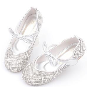 cheap Kids' Sandals-Girls' Sandals Comfort Synthetics Little Kids(4-7ys) Red / Pink / Silver Summer