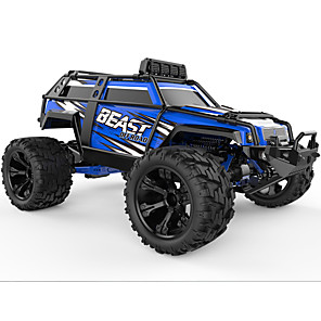 cheap RC Cars-RC Car L212 2.4G Buggy (Off-road) / Truck / Off Road Car 1:12 Brushless Electric 60 km/h Rechargeable / Remote Control / RC / Electric