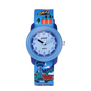 cheap Sport Watches-Kids Sport Watch Automatic self-winding Ocean Blue Water Resistant / Waterproof Analog Cartoon - Blue