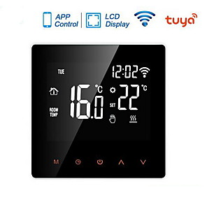 cheap Home Security System-16A Wi-Fi Smart Thermostat Digital Temperature Controller APP Control