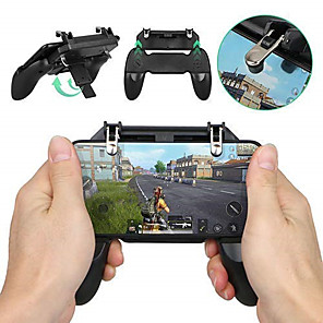 cheap Smartphone Game Accessories-Mobile Game Controller Pubg Handle pubg triger,pubg triggers,pubg Controller for Mobile,pubg Joystick for Mobile,pubg Game Controller Trigger Gaming Accessory for iPhone for Samsung