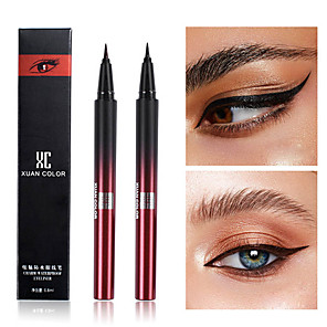 cheap Eyeliner-Eyeliner Waterproof / Multi-function / Fashionable Design Makeup 1 pcs Daily / Cosmetic / Health&Beauty Traditional / Sweet Party Evening / Party / Evening / Daily Daily Makeup / Party Makeup / Fairy