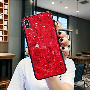 cheap Samsung Case-Case For Samsung Galaxy S9 / S9 Plus / S8 Plus Dustproof / Pattern Back Cover Marble TPU