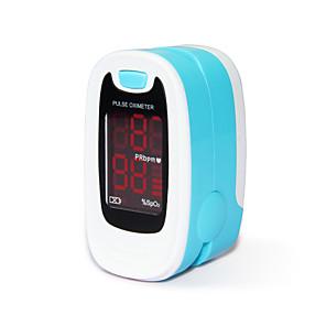 Недорогие Кровяное давление-cms50m светодиод кончик пальца оксиметр насыщение крови кислородом spo2 пр ч