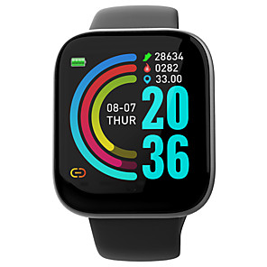 cheap Smartwatches-696 W6 Unisex Smart Wristbands Android iOS Bluetooth Waterproof Heart Rate Monitor Blood Pressure Measurement Sports Information Pedometer Call Reminder Activity Tracker Sleep Tracker Sedentary