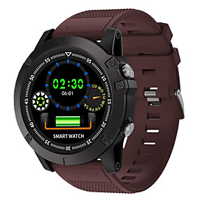 cheap Bikes-Spovan SW002 Unisex Smartwatch Android iOS Bluetooth Waterproof Heart Rate Monitor Blood Pressure Measurement Calories Burned Health Care ECG+PPG Timer Pedometer Activity Tracker Sedentary Reminder