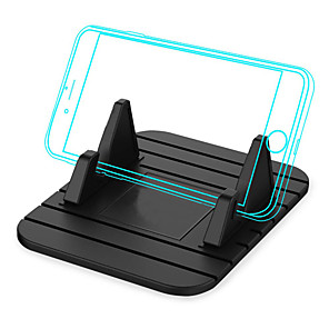 cheap Phone Mounts & Holders-Car Dashboard Mobile Phone Holder HUD Design Non-Slip Car Cell Phone Mount Stand for Safe Driving for Smartphones