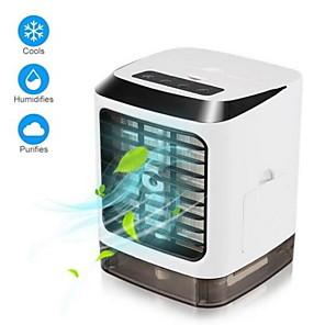 cheap Household Appliances-Mini Air Conditioner Desktop Air Cooler Humidifier