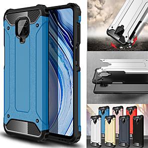 cheap Xiaomi Case-For Xiaomi Redmi Note 9 / 9S / 9 Pro / 9Pro Max / Note 8Pro / 7A / K30 Pro / K20 / 8A Case Hybrid Armor Hard Phone Armor Cases For Xiaomi Mi 10/ 10Pro / 10 Lite / Note 10 / CC9Pro / 9T Pro / 9Lite