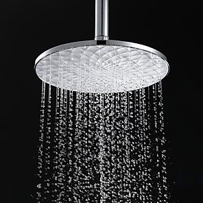 cheap Rain Shower-Contemporary Rain Shower Painted Finishes Feature - Shower / Rainfall, Shower Head
