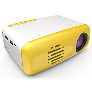 cheap Projectors-CS03 Portable Pocket LED Projector Beamer LCD Video Proyector Home Cinema Gift For Kids HDMI / SD / USB