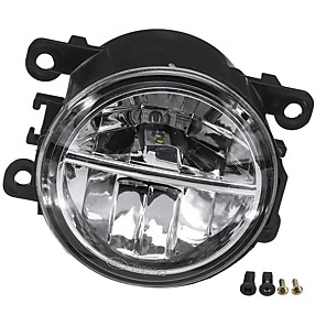 cheap Doorbell Systems-Car LED Front Fog Lights White 4F9Z15200AA For Ford Fiesta C-Max Focus Fusion Transit Jaguar Nissan Peugeot Renault
