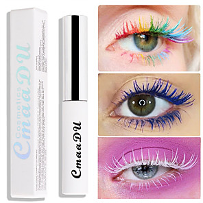 cheap Smartwatches-Mascara Waterproof / Odor Free / Normal Makeup 1 pcs Stick Health&Beauty / Mascara / Cream Christmas / Halloween / Party / Evening Halloween Makeup / Fairy Makeup Waterproof Fast Dry Casual / Daily