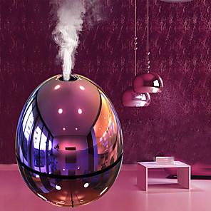 cheap Household Appliances-Mini Ultrasonic Egg Shape USB Humidifier Diffuser Office Home Air Purifier Mist Maker Aroma Essential Oil Diffuser