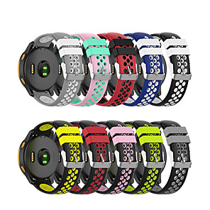 cheap Smartwatch Bands-Watch Band for xiaomi watch color / Huawei Watch GT 2e Huawei Sport Band / Classic Buckle Silicone Wrist Strap