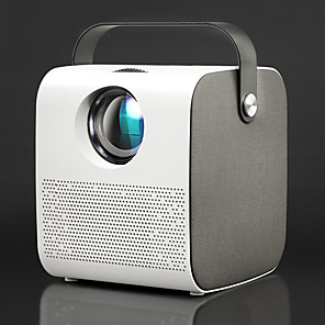 cheap Projectors-Q3 Mini Projector HD 2800 lumen HIFI Bluetooth Speaker Home Cinema Support 1080P 4K 3D Beamer Game Proyector Video Home Cinema Movie Game Proyector