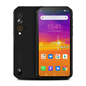 "cheap Cell Phones-Blackview bv9900 5.84 inch "" 4G Smartphone ( 8GB + 256GB 16 mp 4380 mAh mAh )"