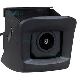 cheap Car Rear View Camera-ZIQIAO 480TVL 720 x 480 CCD Wired 170 Degree Rear View Camera Waterproof / Plug and play for Car