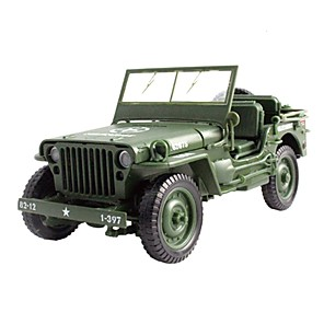 cheap Toy Cars-KDW 1:18 Plastic Metal Police car Car New Design Simulation Parent-Child Interaction Kids Car Toys