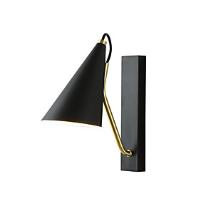 cheap Indoor Wall Lights-Modern / Nordic Style Wall Lamps & Sconces Living Room / Bedroom Metal Wall Light 110-120V / 220-240V 12 W