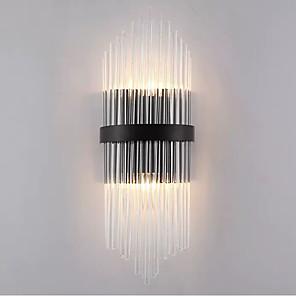 cheap Indoor Wall Lights-QIHengZhaoMing Crystal Wall Lamps & Sconces Bedroom / Shops / Cafes Metal Wall Light 110-120V / 220-240V 5 W