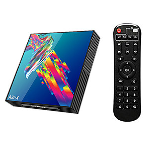 cheap TV Boxes-A95X R3 RK3318 Android 9.0 Smart Web Player TV Box