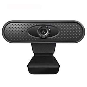 cheap CCTV Cameras-W2 HD 1080P Webcam Mini Computer PC WebCamera Anti-peeping Rotatable Camera for Live Broadcast Video Conference Work