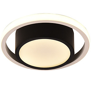 cheap Dimmable Ceiling Lights-Simple Dome Light Round Porch Light Square Led Corridor Light Corridor Lamps Cloakroom Lighting 27W