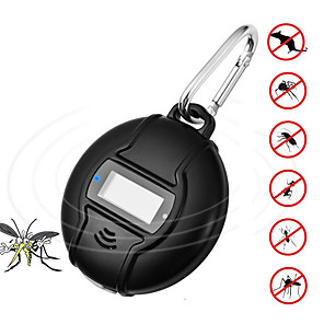 cheap Other Household Appliances-LITBest Mosquito-Killer Lamps Q3 ABS Black