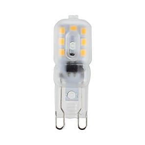 cheap LED Bi-pin Lights-Mini LED Lamp G9 High Bright Lampada LED 220-240V SMD 14 3528 Bombillas LED Bulb 360 Degree Ampoule Luz 1pc