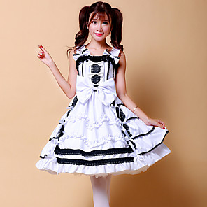 cheap Anime Costumes-Inspired by Love Live Anime Cosplay Costumes Japanese Cosplay Suits Dress For Women's