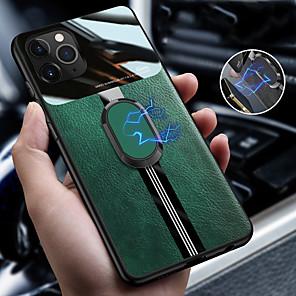 povoljno iPhone maske-iphone11pro max zaštita za oči uzorak protiv prsta za kućište mobitela xs max sa držačem magnetskog prstena 6 7 8plus se 2020 zaštitna futrola