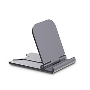 cheap Phone Mounts & Holders-Universal Adjustable Mobile Phone Table Stand Foldable Desk Phone Tablet Holder Lazy Mobile Phone holder For iphone Huawei