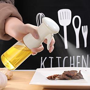 cheap Jars & Boxes-210ml Oil Sprayer for Cooking, Olive Oil Sprayer Mister, Olive Oil Spray Bottle, Olive Oil Dispenser for Salad, BBQ, Kitchen Baking, Roasting, Plastic 1pc