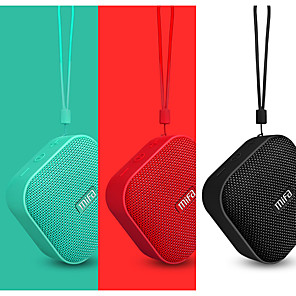 cheap Outdoor Speakers-MIFA A1 Bluetooth Outdoor Speaker Mini Wireless Portable Waterproof Hands free Louder Support TF/SD Card