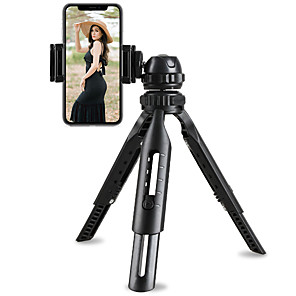 cheap Phone Mounts & Holders-Mobile phone tripod desktop stand telescopic tripod stable photo taking and video multi-functional stand