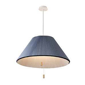 povoljno LED Strip svjetla-70 cm krug dizajn luster tkanina mini moderni nordijski stil generički