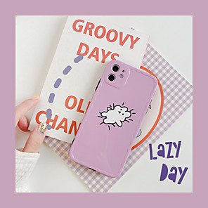 cheap iPhone Cases-protective sleeve TPU cartoon Apple iPhone 11 pro Max X  XS  XR XSMax 8p  8  SE (2020)  soft shell iPhone case