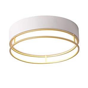 cheap Ceiling Lights-Simple Modern Corridor LED Ceiling Lamp Household Balcony Lamp Door Head Porch Lamp 12W