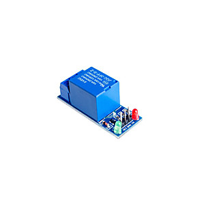 cheap Relays-5V 1 One Channel Relay Module Low Level for SCM Household Appliance Control for arduino DIY Kit