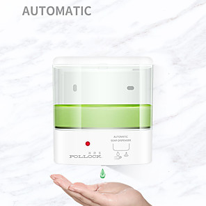 halpa Soap Dispensers-1000 ml infrapunainduktio älykäs nestesaippua-annostelija-anturi kosketusvapaa automaattinen saippuanannostaja keittiöön