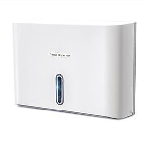 halpa Soap Dispensers-hotelli wc seinälle kiinnitettävä käsipyyherasia 4 väriä paperipyyherasialaatikko roikkuu tyyppi käsipyyhe haltija paperipidike