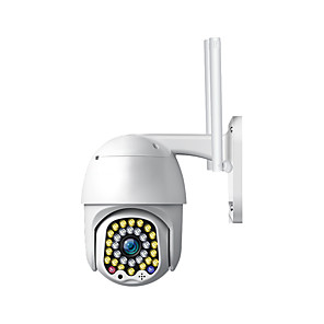 cheap Outdoor IP Network Cameras-Webball Machine Hd Webcam WiFi Surveillance Video Recording Rotation Night Vision Mobile Phone Control Remote Viewing