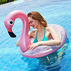 cheap Inflatable Ride-ons & Pool Floats-Inflatable Pool Float Swim Rings Inflatable Pool Outdoor PVC / Vinyl Summer Swan Pool 1 pcs All Kid's Adults'