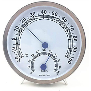 cheap Testers & Detectors-Indoor Thermometer HygrometerThermo-hygrometer 20C-100C0%-100%