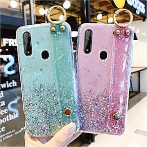 cheap Samsung Case-Glitter Sequins Case For Samsung Galaxy A01 A11 A21 A31 A41 A51 A71 A81 A91 A50 A30S A20S A10S S20 S20 Ultra S10 S10 Lite S9 S9 Plus S8 Plus S10e Note 10 10Pro 10Lite  Soft Epoxy Cover